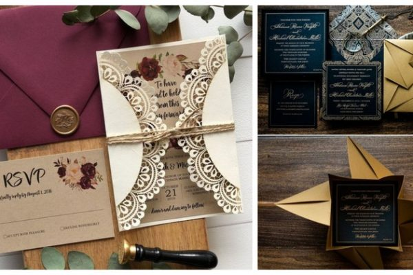 How to design your wedding invitation?