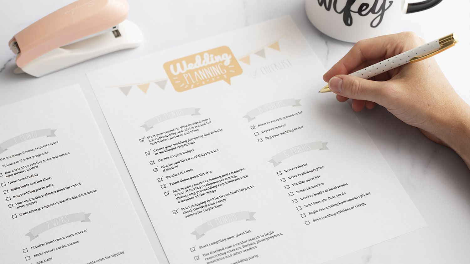 Things to consider first when you plan your wedding