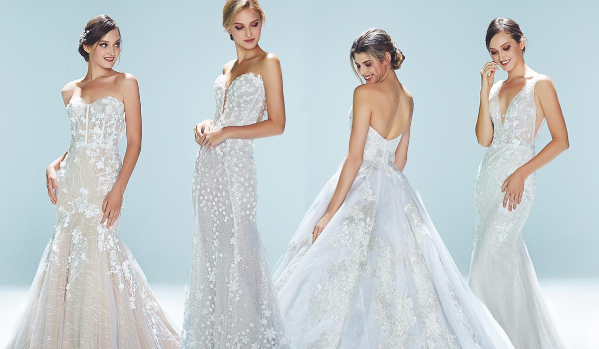 Top wedding dress trends of 2020-2021