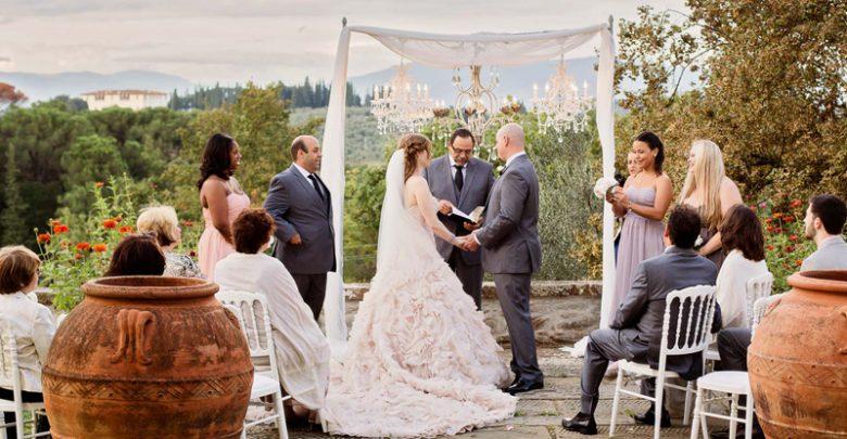 A checklist for wedding planning