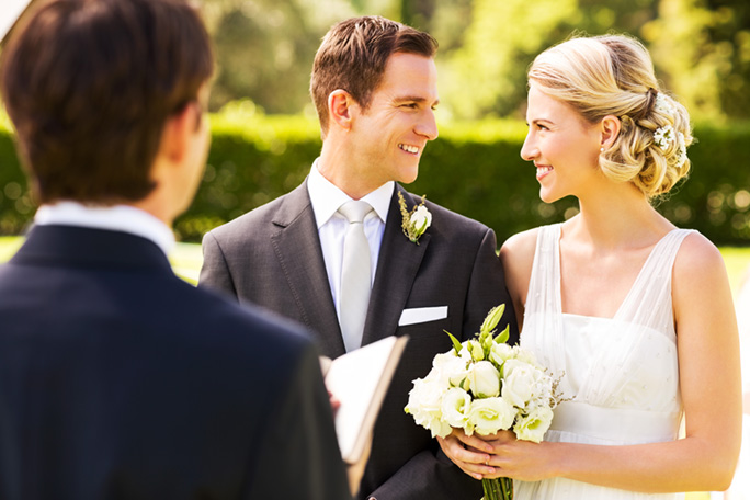 The guide to officiating a wedding!