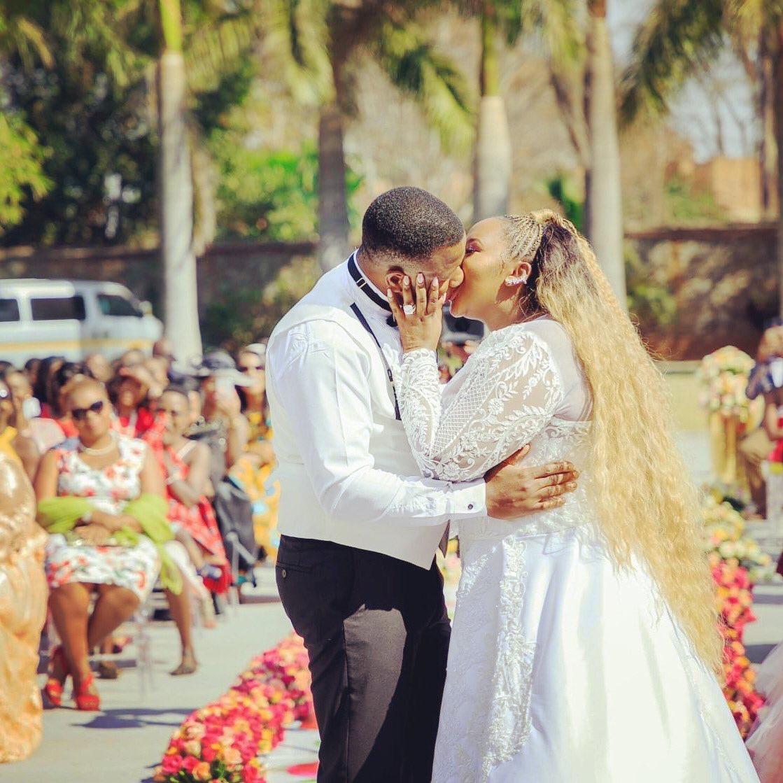 CHIEDZA KAMBASHA'S AFRICAN WEDDING PICTURES RELEASED!