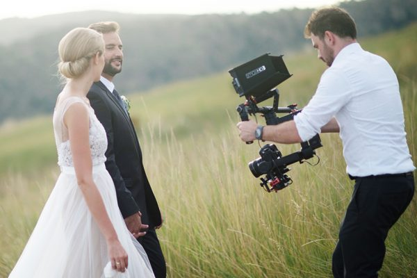 Questions to ask your wedding videographer