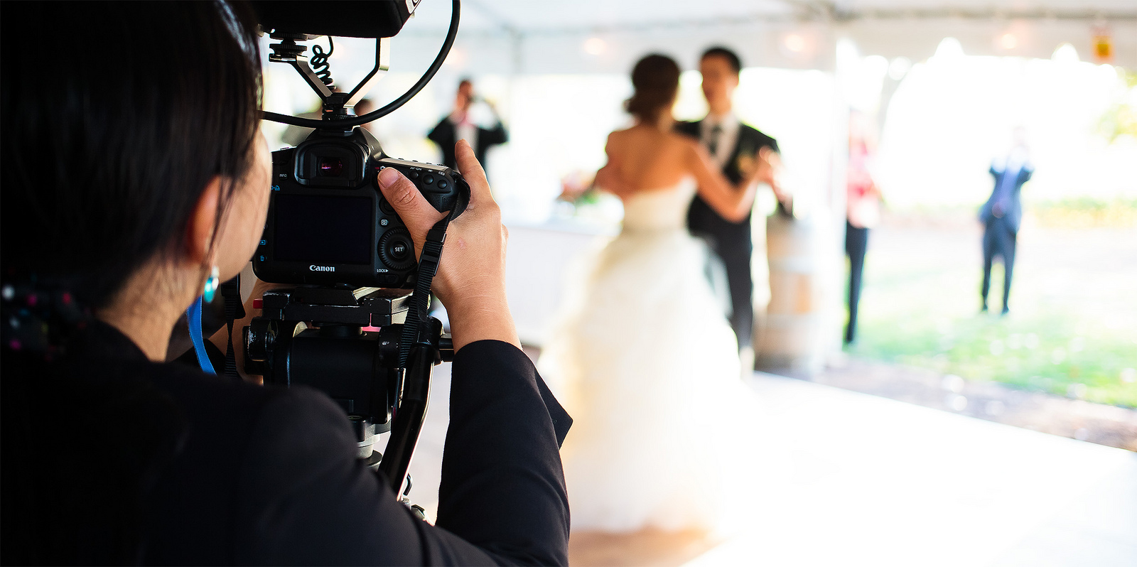Wedding videography or photography!  What you are going to choose?