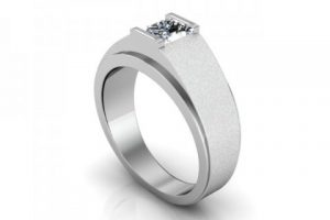 Custom wedding bands:  An innovative way to show your love!