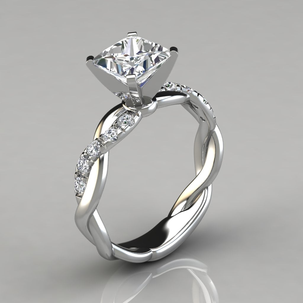 Best Moissanite cuts for your engagement ring