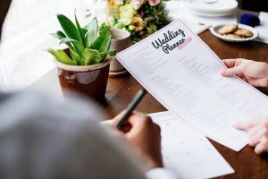 Wedding planning checklist 12 months prior